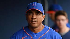 Mets Luis Rojas - No contract for 2022