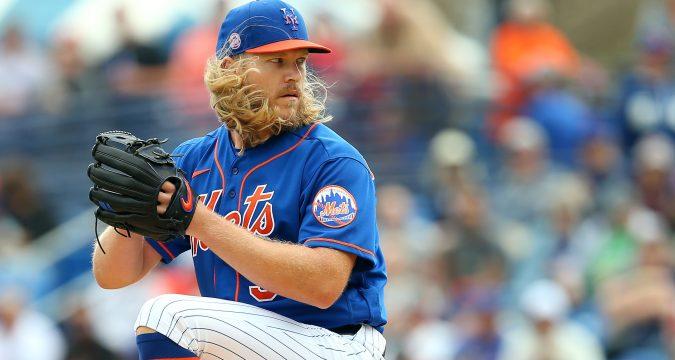 Mets get good news on Noah Syndergaard (Rich Schultz Getty)