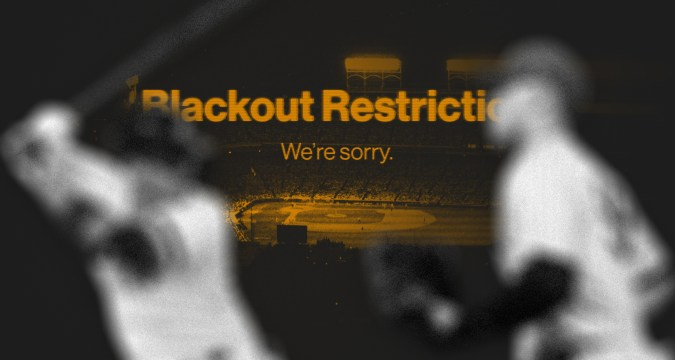 MLB's Misdirected Blackout Policy