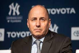 Yankees Brian Cashman - Missing In Action (NY Post)