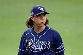 MLB hears it from Tyler Glasnow