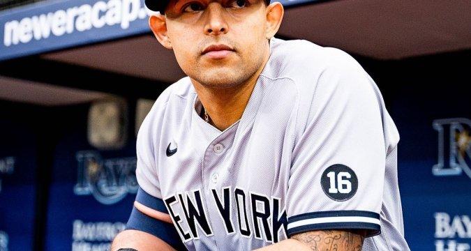 Yankees Rougned Odor Aaron Boone Favorite