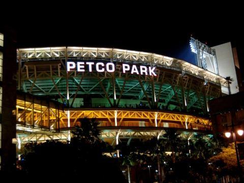 Mets vs. Padres at Petco Park