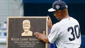 Willie Randolph - Always A Beloved Yankees Player