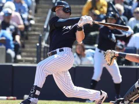 Yankees call up prospect Trey Amburgey (si.com)