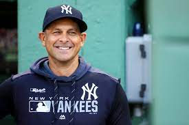 Yankees: When was the last time we saw Aaron Boone smiling?