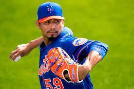 Mets Carlos Carrasco looking ugly in rehab start