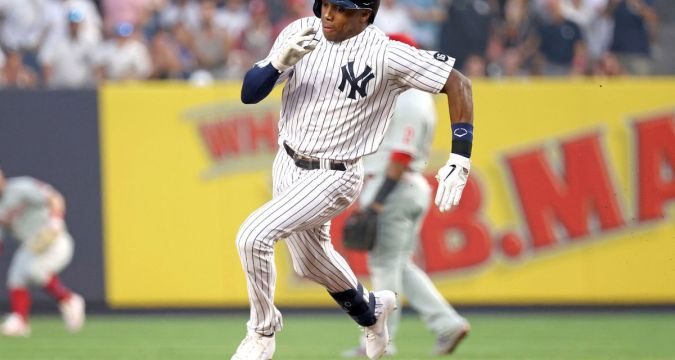 Yankees Greg Allen brings speed and athleticism (NY Post)