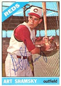 Art Shamsky, Former New York Mets Outfielder (Baseball America)
