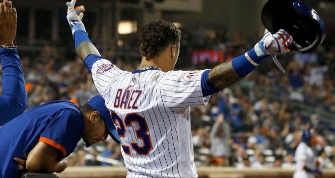 Mets Javier Baez (NY Daily News)