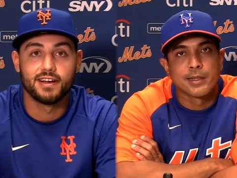 Mets Conforto benched by Rojas - tough choices by both