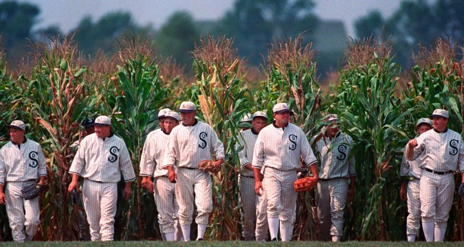Yankees: Field Of Dreams (USA Today)