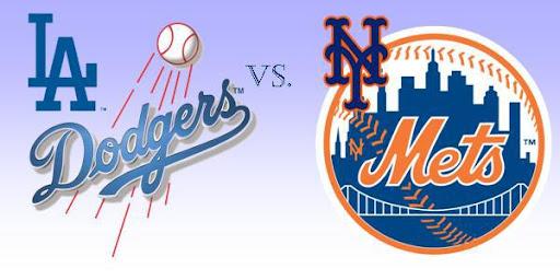 Mets vs Dodgers Citi Field
