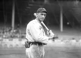 Shoeless Joe Jackson - check out the glove in his pocket