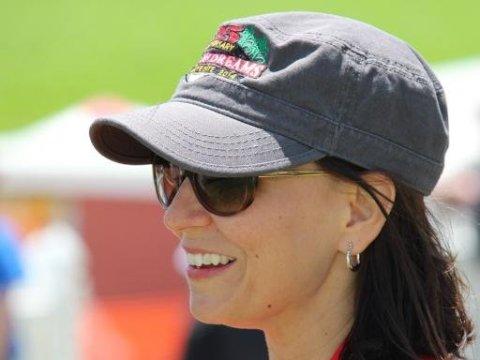 MLB's prod Denise Stillman for Field Of Dreams Game