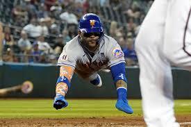 Mets Jonathan Villar - spark and intensity