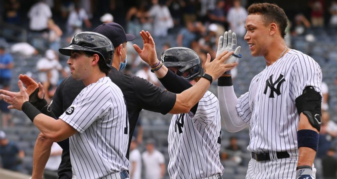 Yankees deserve to celebrate (NY Post)