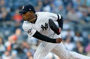 Yankees get a boost from Luis Severino