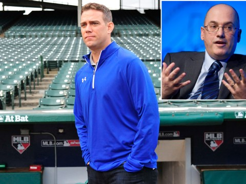 Mets and Theo Epstein: The ball is in Cohen's court.