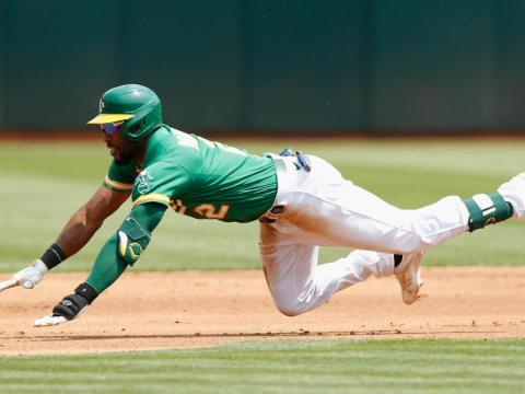 Yankees fit for centerfield - Starling Marte