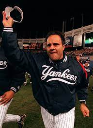 Yankees manager Joe Torre - stay out of the way and let the players play
