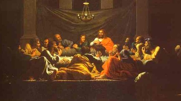 Image result for free photo of John 6: 52-59