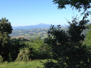 The High Apennines of Modena