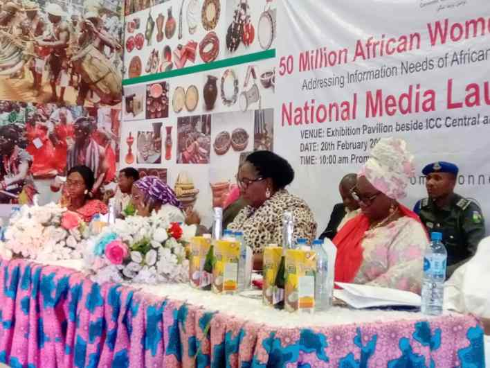 Launch of 50 Million Africa Women Speak: Nigeria Can Provide the Women, Says ECOWAS Head of Security and Civil Society