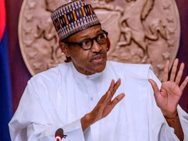 COVID-19: BUHARI CALLS FOR  REGULAR HYGIENE AND SANITY PRACTICE, SOCIAL DISTANCING