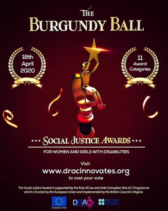DRAC opens voting for Burgundy Ball Awards