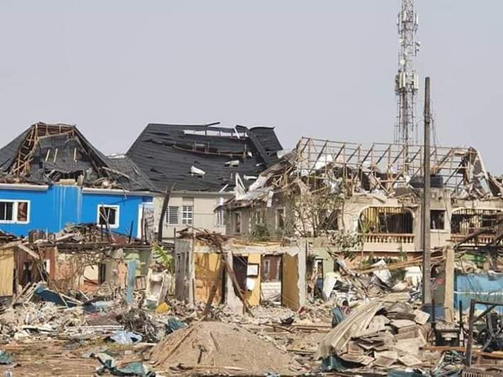 THE ABULE-ADO PIPELINE CARNAGE