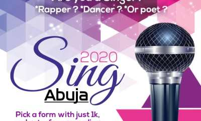 How to become the Next Music Star in Africa with 1k deadline March 28