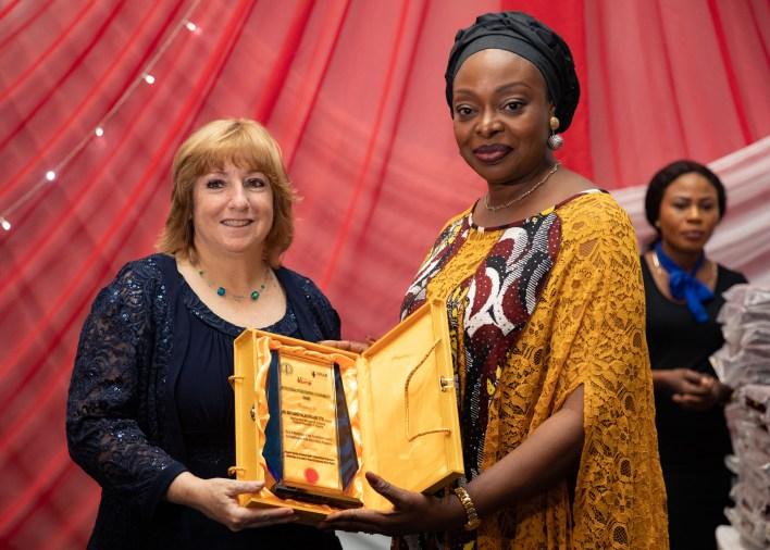 U.S. and Nigerian Militaries Celebrate 15 years of Successful Partnership on Health
