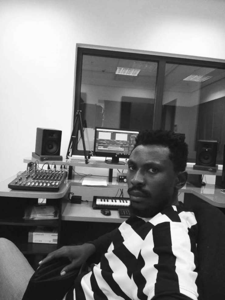 Music is my safe place, where I can be myself, Says JayJay, Abuja-based music producer