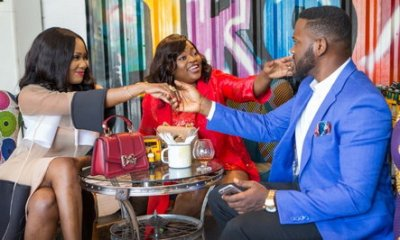Your Excellency... Funke Akindele's directorial debut seeking to inspire Women