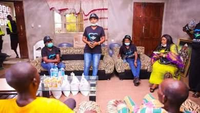 COVID-19: Gloria Diri Foundation Distributes Other Palliatives to Bayelsa Community embarks on sensitization campaign