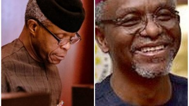 Osinbajo now chairs our group, Association of Short People –El-Rufai