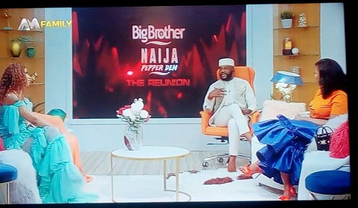 #BBNaijaReunion: Tacha remains the Queen as Ebuka laughs at Mercy