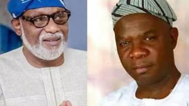 Ondo Deputy Governor, Agboola Ajayi dumps APC for PDP amidst controversies