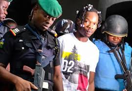 Naira Marley in 'trouble' again, this time in Abuja [See Video]