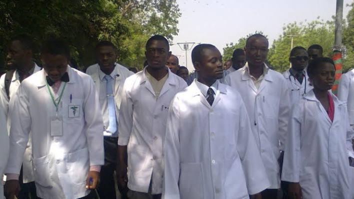 Resident Doctors Embark On Indefinite Strike in Nigeria