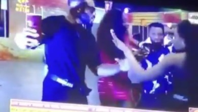 #BBNaija2020 Erica Lashes on Kiddwaya for Grappling Her Breast, See Video