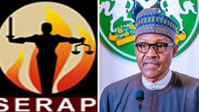 SERAP Gives Buhari 14 Days To Probe 'Over N300bn' Missing Public Funds