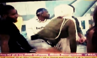 Lucy Pampers Praise with a Lap Dance #BBNaija [Video]