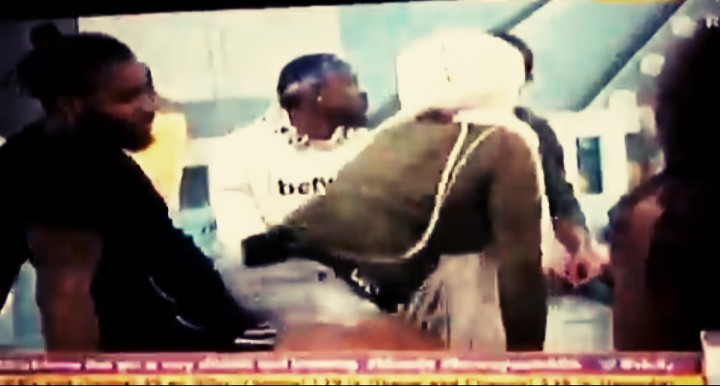 Photo of Lucy Pampers Praise with a Lap Dance #BBNaija [Video]