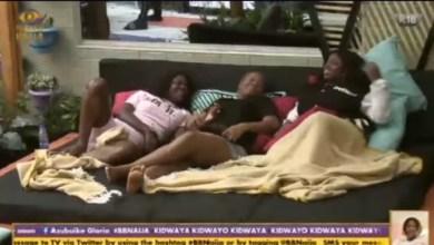 Kat3na Gossips Lilo, Nengi as Dorathy and Lilo Listen, Hear Her [Video] #BBNaija