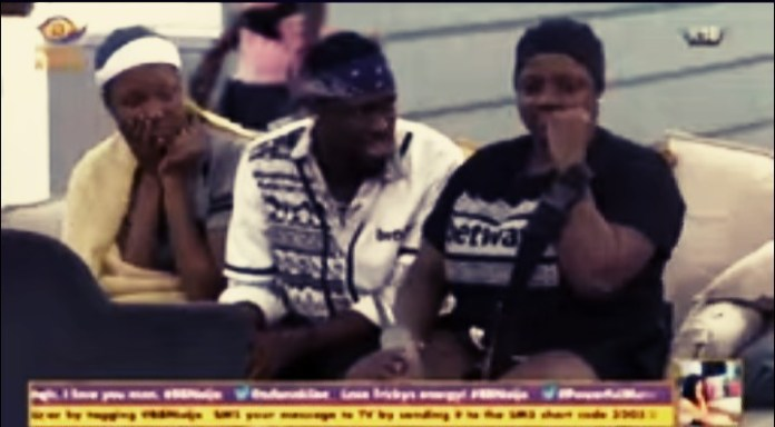 Possible Eviction: See Neo, Trikytee, Laycon Reaction [Video] #BBNaija
