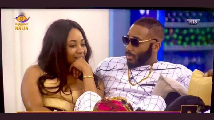 I'm Only Attracted to Erica, on her White Dress, Says Kiddwaya [Video] #BBNaija