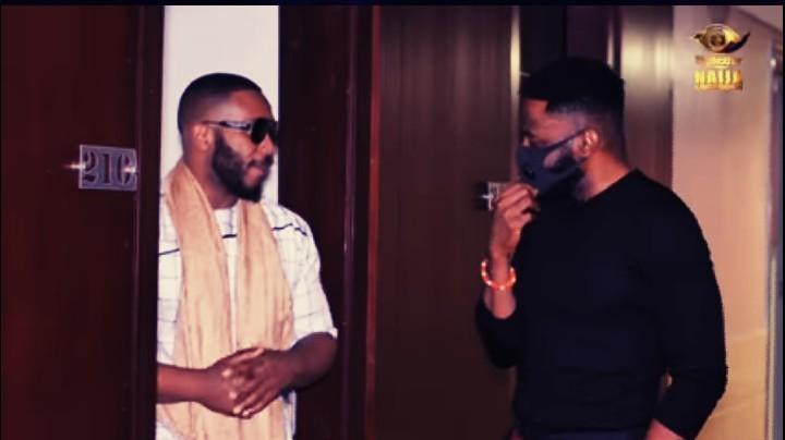 Erica: I honestly like and Respect, Says Kiddwaya [Video] #BBNaija