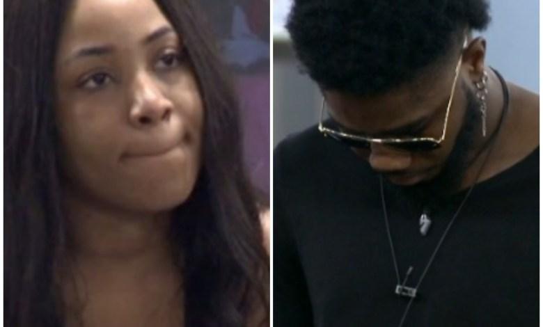 Erica Made Attempts to Kiss Laycon, Praise Confirms #BBNaija [Video]